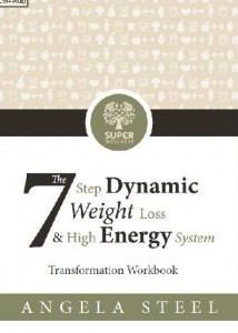 Angela Steel's transformation workbook