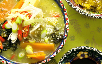 Medicinal Green Curry