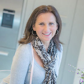 Corporate nutritionist Auriol Moores
