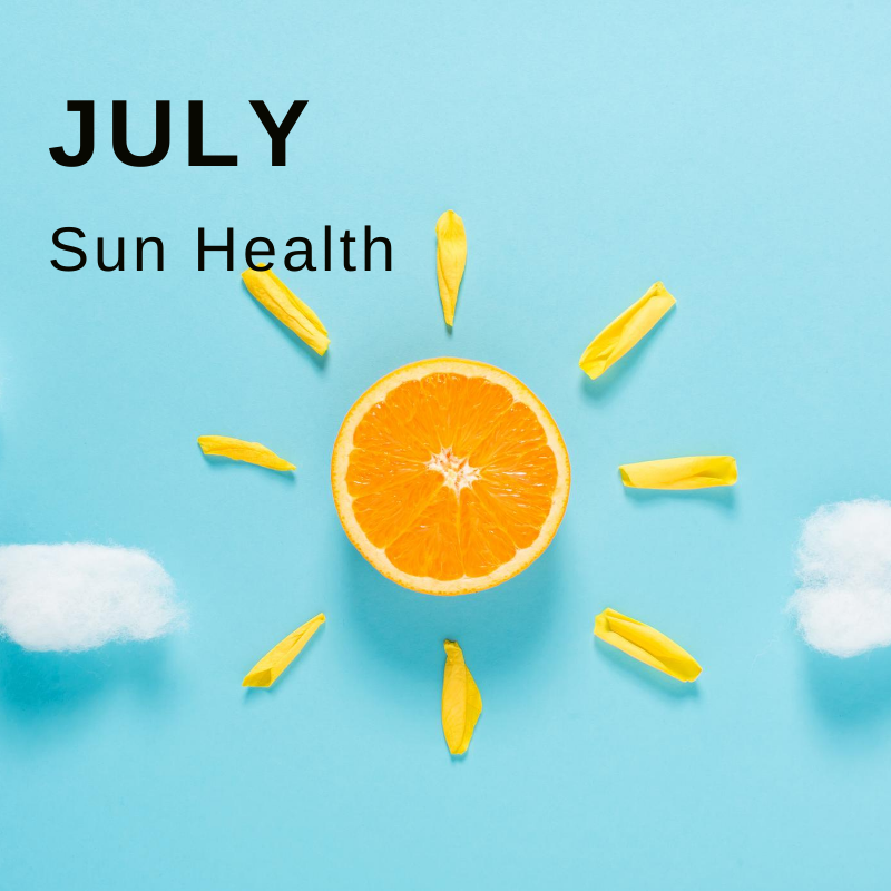 July wellbeing subscription