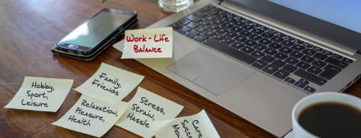 Work-life balance webinar