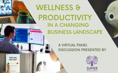 Wellbeing & productivity in a changing business landscape